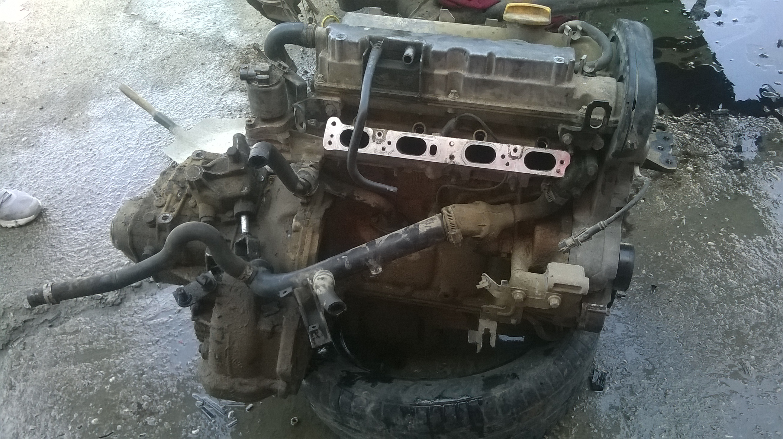 OPEL ASTRA 2003 MODEL KOMPLE MOTOR